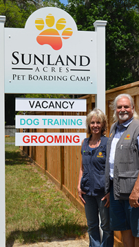 Sunland Pet Boarding Jax Florida