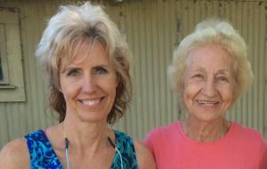 Lynn & Marjorie