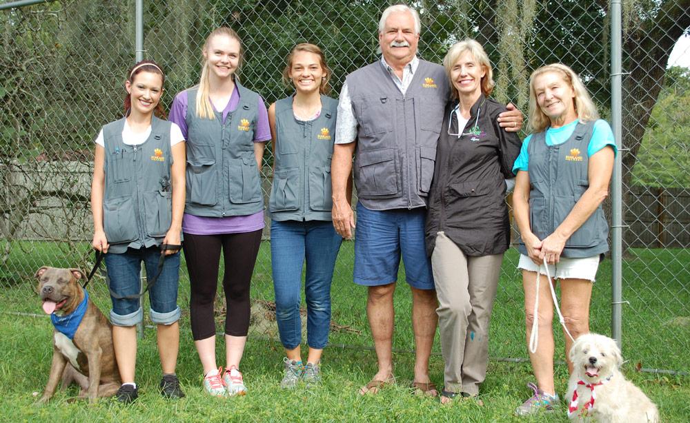 Sunland Acres Pet Boarding Team
